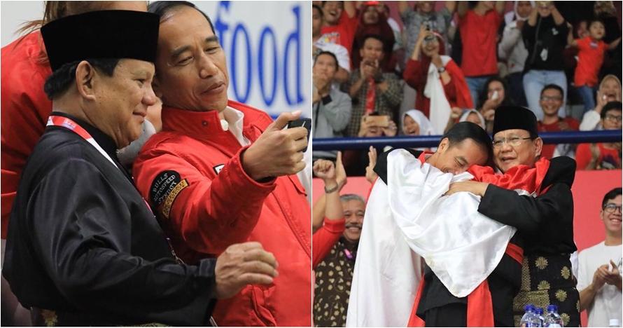 Jokowi: Saya sudah utus orang untuk bertemu Prabowo