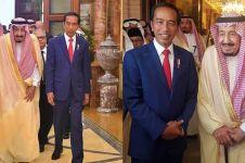Kuota Haji bertambah 10 ribu tahun ini, ini kata Jokowi