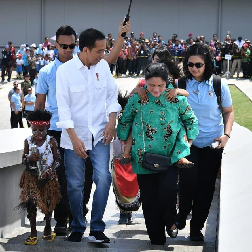 jokowi dapat istana di papua © 2019 brilio.net berbagai sumber