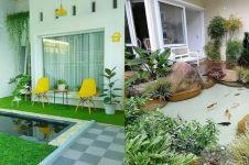 20 Desain kolam ikan minimalis, bikin suasana rumah jadi tenang