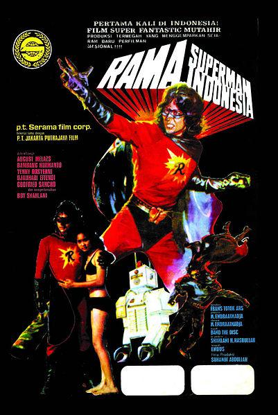 film superhero Indonesia © 2019 brilio.net