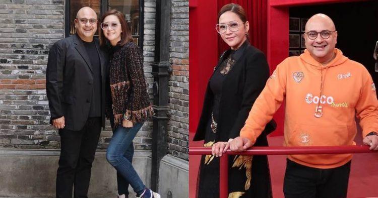 10 Momen seru Maia Estianty liburan ke Shanghai, nonton Dua Lipa