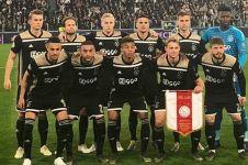 Total harga 11 pemain Ajax ini lebih murah dari Cristiano Ronaldo