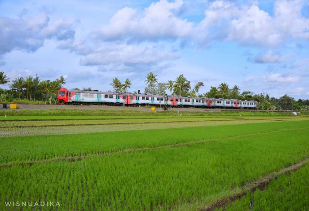 jalur kereta api terindah © 2019 brilio.net