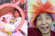 8 Gaya kocak Jirayut, host D'Academy Asia 4 yang imut banget