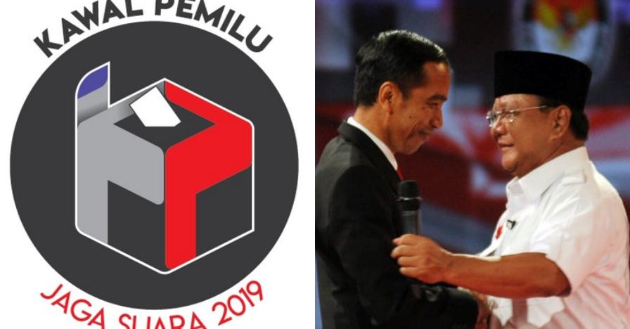 Penghitungan Kawal Pemilu suara masuk 11.166.759, Prabowo unggul