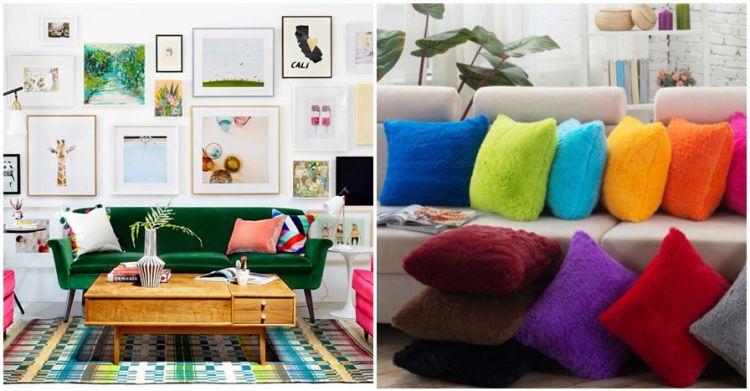 Kombinasi Warna Cat Gedung  10 tips membuat ruangan di rumahmu makin berwarna