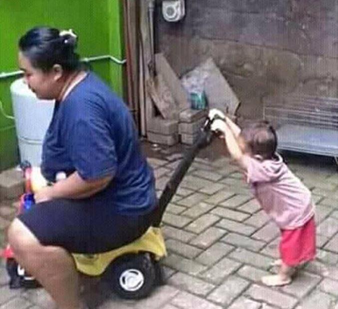orangtua usil anak © 2019 brilio.net