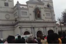 6 Ledakan bom di gereja & hotel Sri Lanka, sedikitnya 50 orang tewas