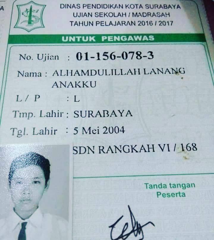 nama pelajar unik © 2019 berbagai sumber