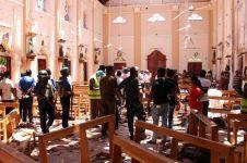 Ledakan bom di Sri Lanka, korban tewas mencapai 207 orang