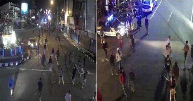 Bentrok mencekam dua kubu di Magelang, satu orang meninggal