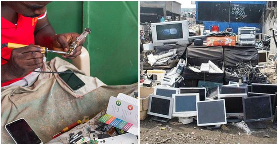 10 Tips simpel kurangi sampah elektronik, jangan ragu donasikan