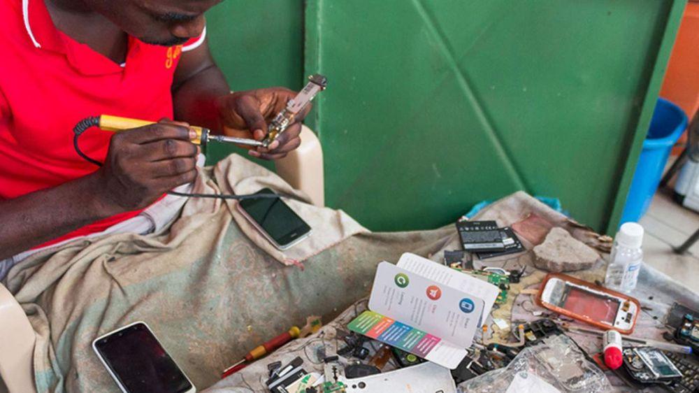 tips mengurangi sampah elektronik © 2019 brilio.net