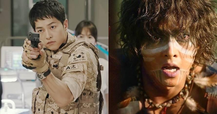 8 Pesona Song Joong-ki di drama terbaru, jadi suku primitif