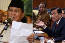 Luhut: Prabowo sangat rasional dan biasa diajak berpikir jernih