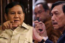Sudah teleponan, Luhut janjian sama Prabowo makan masakan Jepang