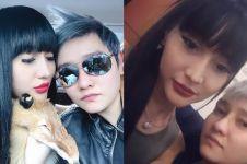8 Momen mesra Lucinta Luna & pacar barunya, sebut keluarga bahagia