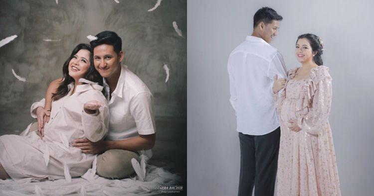 Hamil 9 bulan, ini 6 potret maternity Tasya Kamila yang menawan