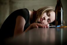 Waspada, terlalu banyak konsumsi alkohol bisa picu stroke