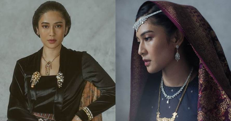 10 Potret Dian Sastro perankan pahlawan perempuan Indonesia