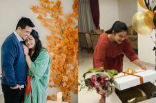 8 Potret kejutan sederhana ulang tahun Kahiyang Ayu, penuh doa