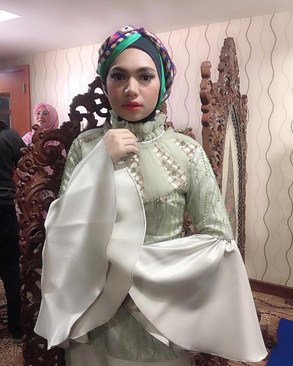 turban hijab seleb inspirasi instagram