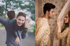 11 Foto Ammar Zoni dan Irish Bella dari tunangan sampai prewedding