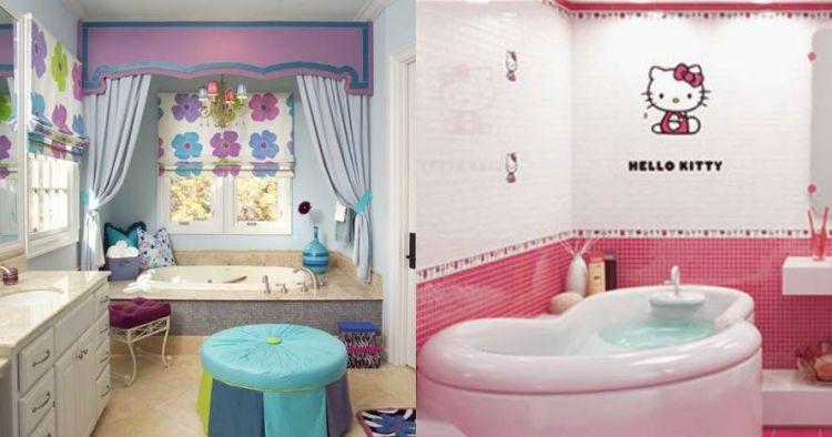 750xauto 25 desain kamar mandi anak penuh warna dan cute 190423m