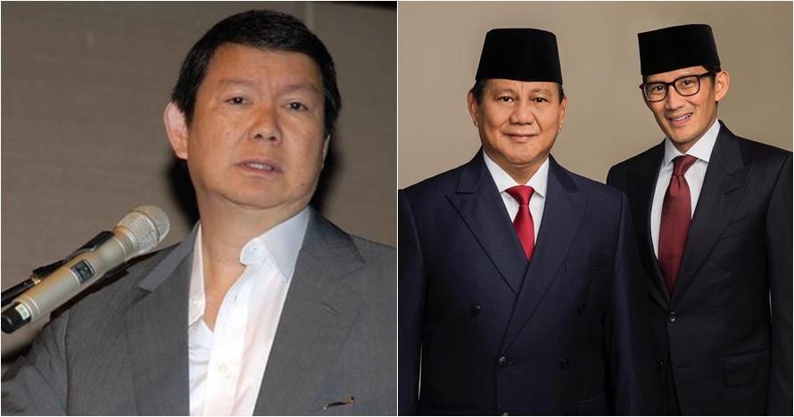 Hashim Djojohadikusumo: Pemilu sekarang tidak jujur & tidak adil