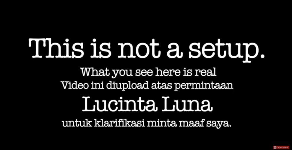Lucinta Luna Deddy fakta-fakta instagram