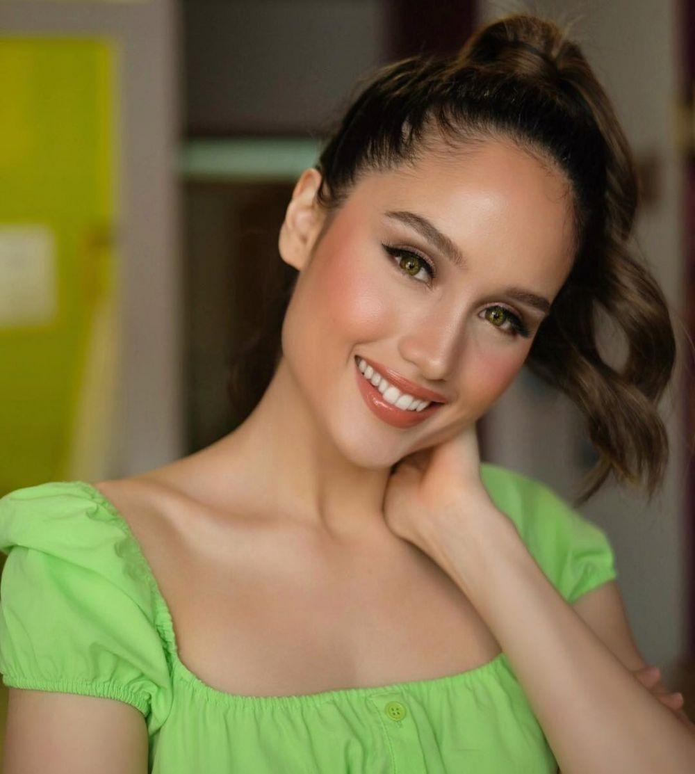 Seleb cantik Indonesia keturunan Jerman  © 2019 brilio.net