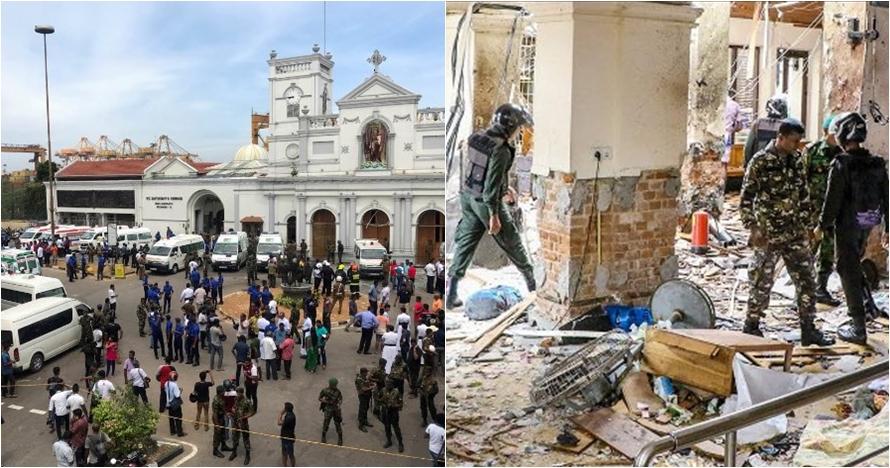 Korban bom di Sri Lanka bertambah 321 orang, 40 orang ditahan