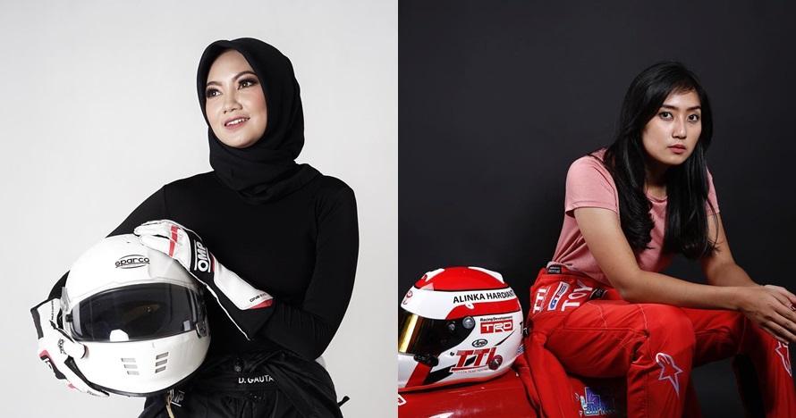 Potret 10 pembalap Indonesia berparas cantik & garang di atas aspal