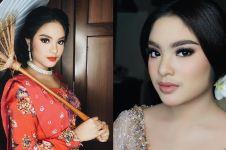 7 Momen Syandria Kameron saat menari, ikuti jejak Guruh Soekarno