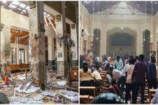 5 Fakta bom Sri Lanka menelan korban hingga 321 tewas