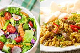 9 Makanan sahur ini mudah & cepat dibuat, nggak takut kesiangan