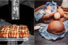 Roti Go, kudapan legendaris yang sudah berusia seabad lebih