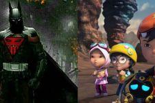 5 Film kartun dan animasi ini ternyata bikinan Malaysia