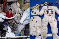 Begini cara astronaut bersihkan baju mereka saat di luar angkasa