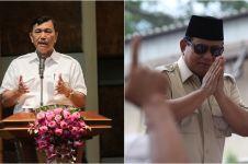 Curhat Luhut, beberkan sosok Prabowo dan agenda pertemuan mereka