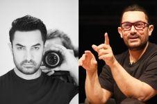Punya kekayaan triliunan, Aamir Khan nggak segan naik pesawat ekonomi