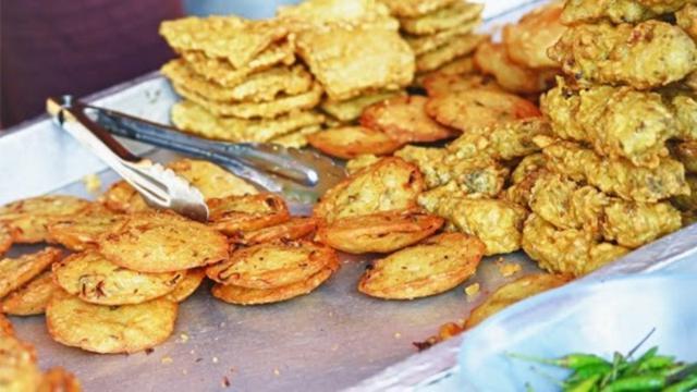 dampak buruk makan gorengan © 2019 brilio.net