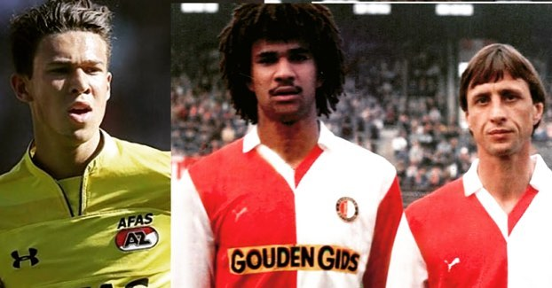 Maxim Gullit, anak legenda Belanda Ruud Gullit mulai debut profesional