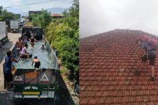 11 Potret liburan ala orang Indonesia, bukti bahagia itu sederhana