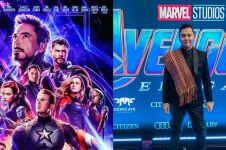 4 Seleb Indonesia hadiri premiere Avengers: Endgame di luar negeri