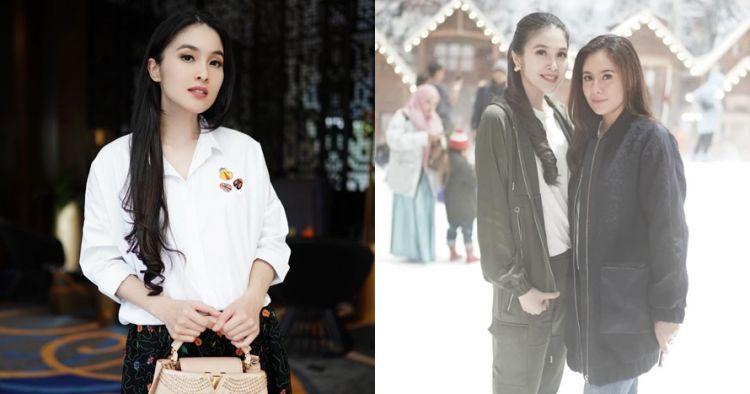 Respons Sandra Dewi saat disebut hamil 5 bulan oleh Wulan Guritno