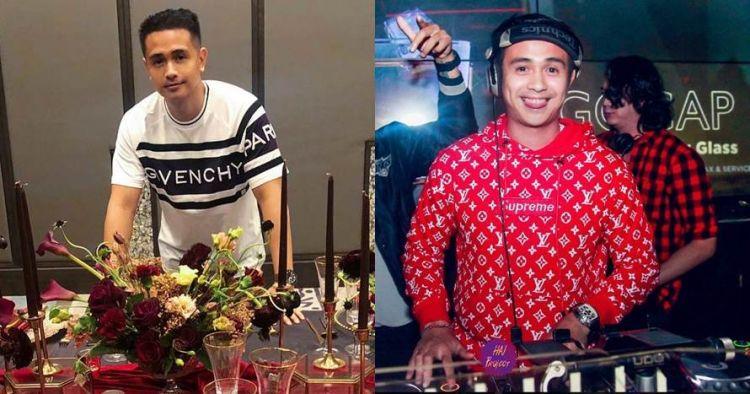 10 Gaya Ajun Perwira saat manggung jadi DJ, aksinya memukau