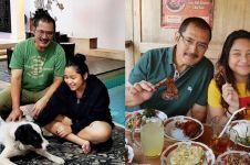 8 Momen manis Bambang Trihatmodjo & Khirani, ayah idaman