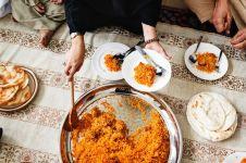 Selama bulan Ramadan, hotel ini sajikan kudapan khas Timur Tengah